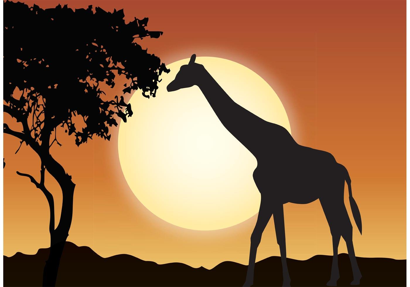 Outdoor Wildlife Illustration - Download Free Vectors ...