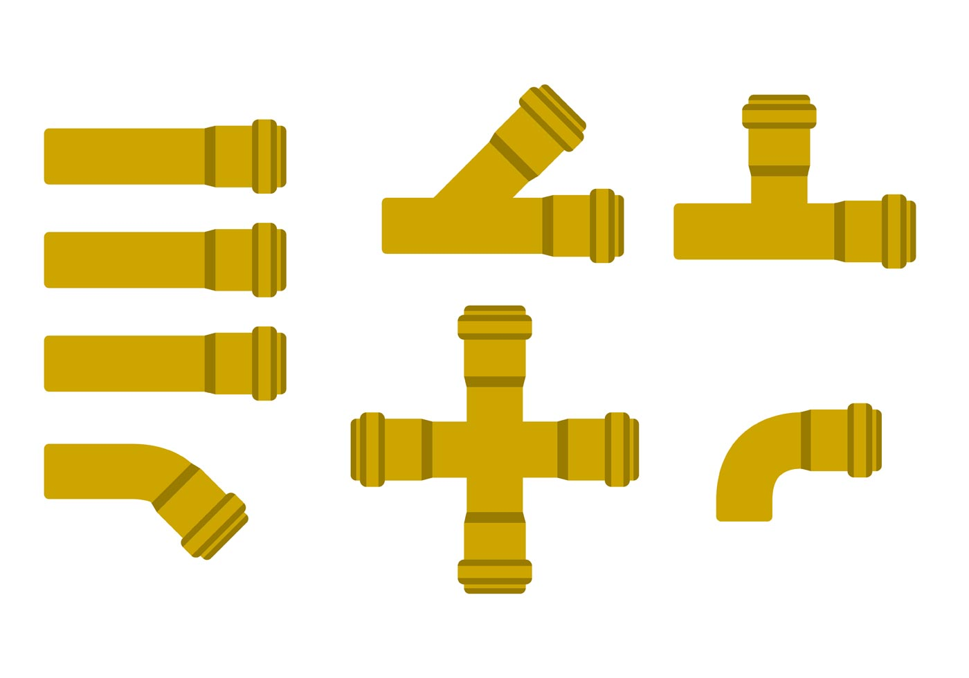 Sewer pipes download free vector art stock graphics for Plumbing sewer pipe