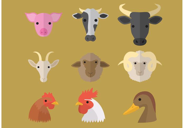 Animali da fattoria