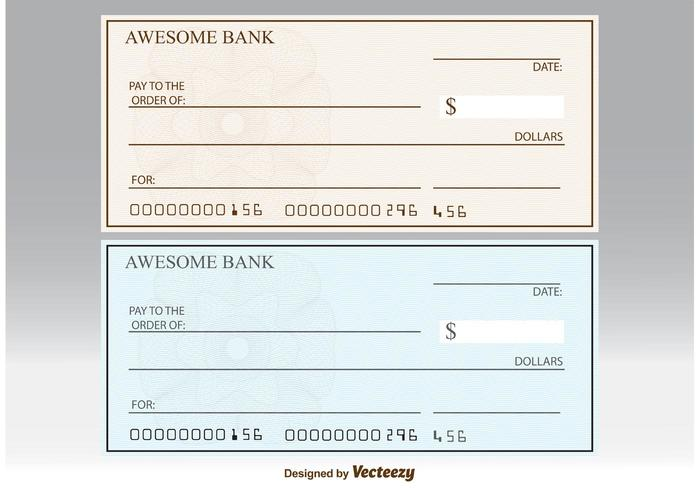 Blank Check Vectors  Download Free Vector Art Stock Graphics