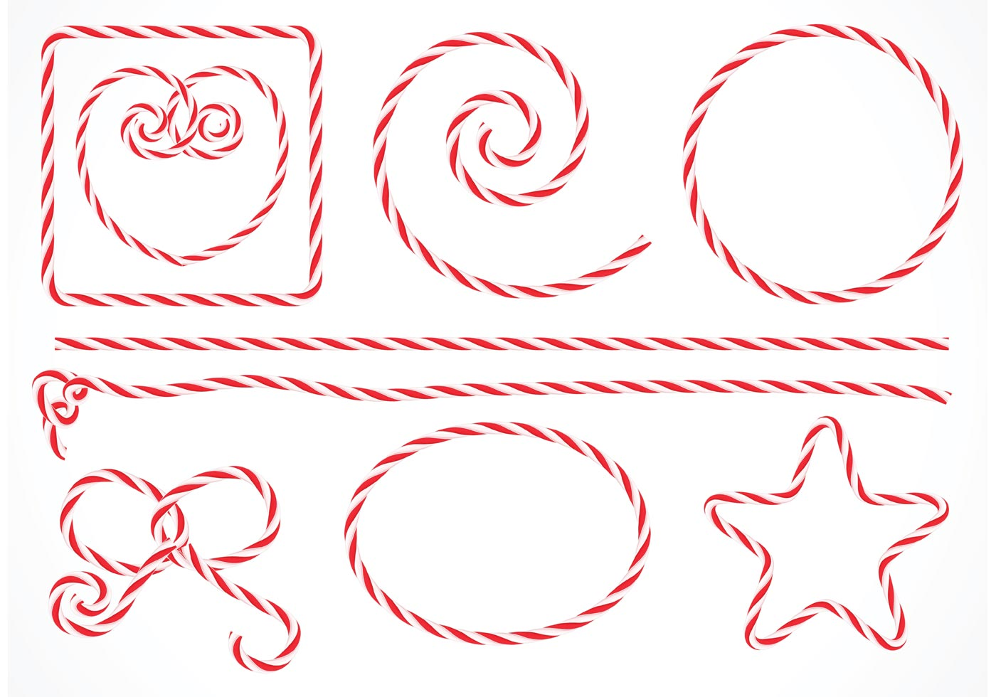 Flat X F moreover  further Free Vector Isolated Candy Stripe Rope Set as well Abstract Valentine S Day Hearts Border additionally Candy Cane Clipart Red Candy. on spiral candy border