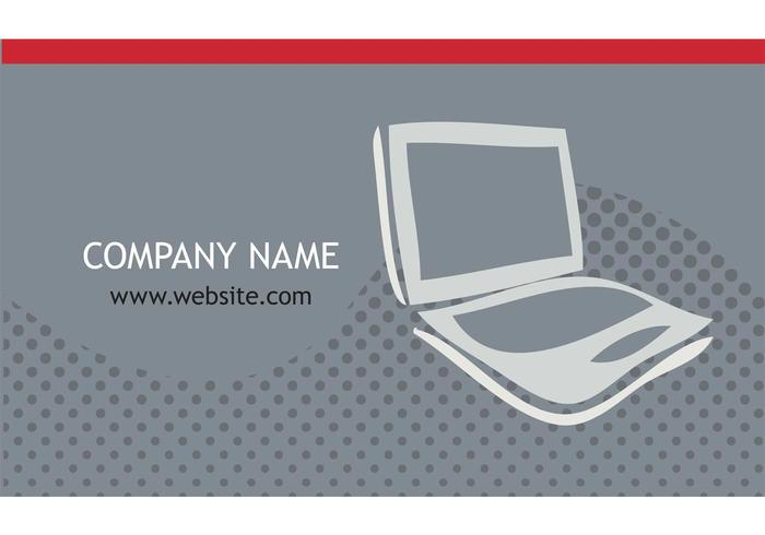 Computer visiting card designs download free vector art stock computer visiting card designs reheart Image collections