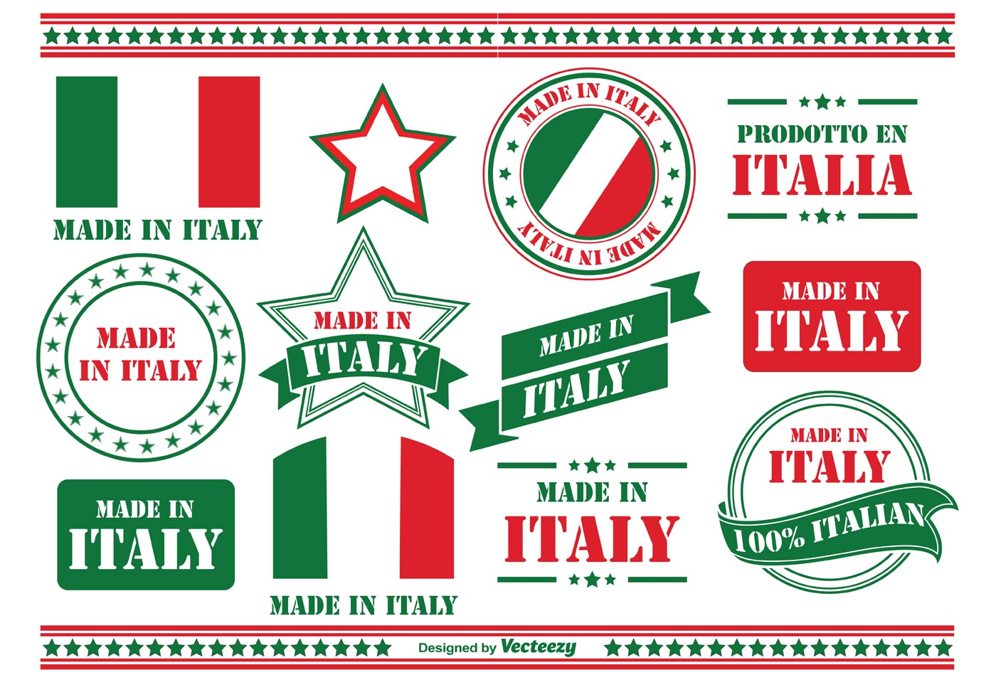 100 Made In Italy.Made In Italy Free Vector Art 15 Free Downloads