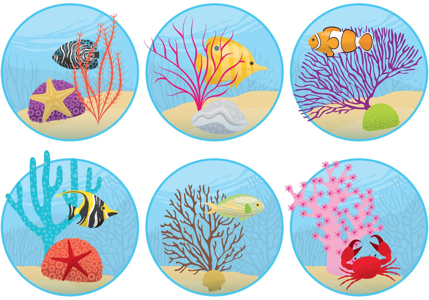 coral graphics free download