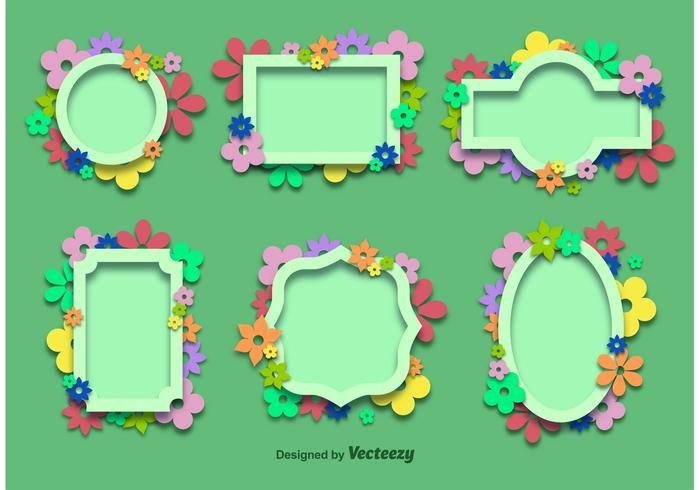 Spring Decorative Frames