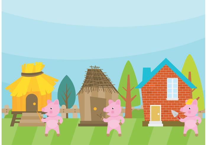 Die drei kleinen Schweine