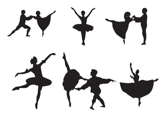 Nutcracker Ballet Vectors