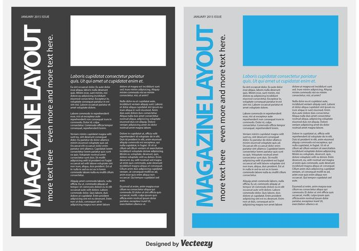 Magazine / News Letter Template