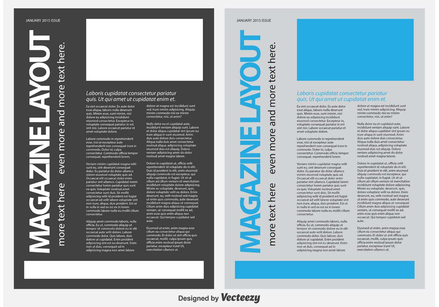 magazine layout templates free download - magazine news letter template download free vector art