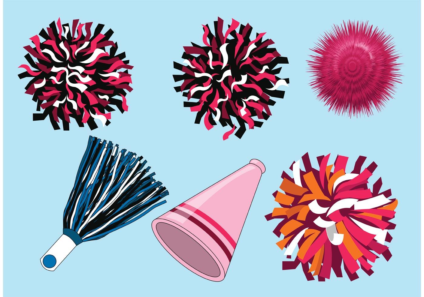 pom poms vectors download free vector art  stock graphics   images pom pom clip art silhouette pom poms clip art printable