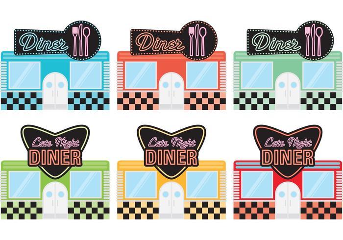 50's Diner Restaurants
