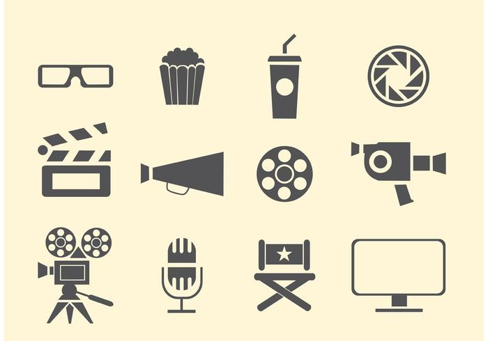 Film and Cinema Vectors