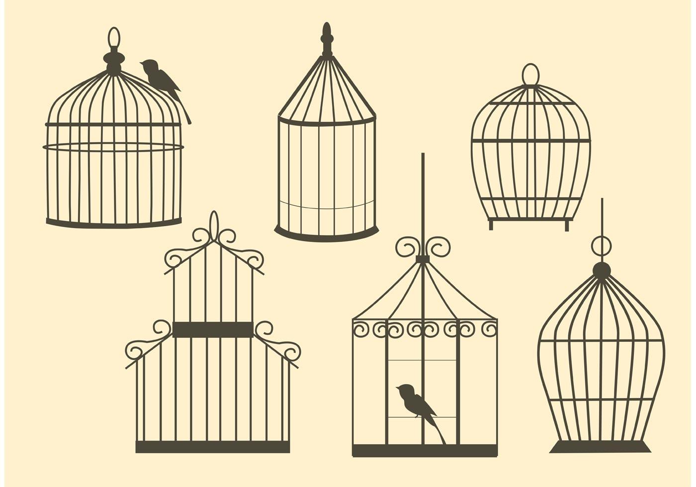 Vintage bird vector free download - photo#32