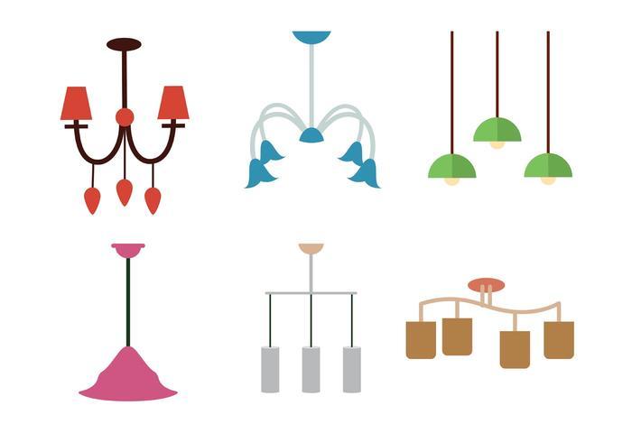 Vector chandelier