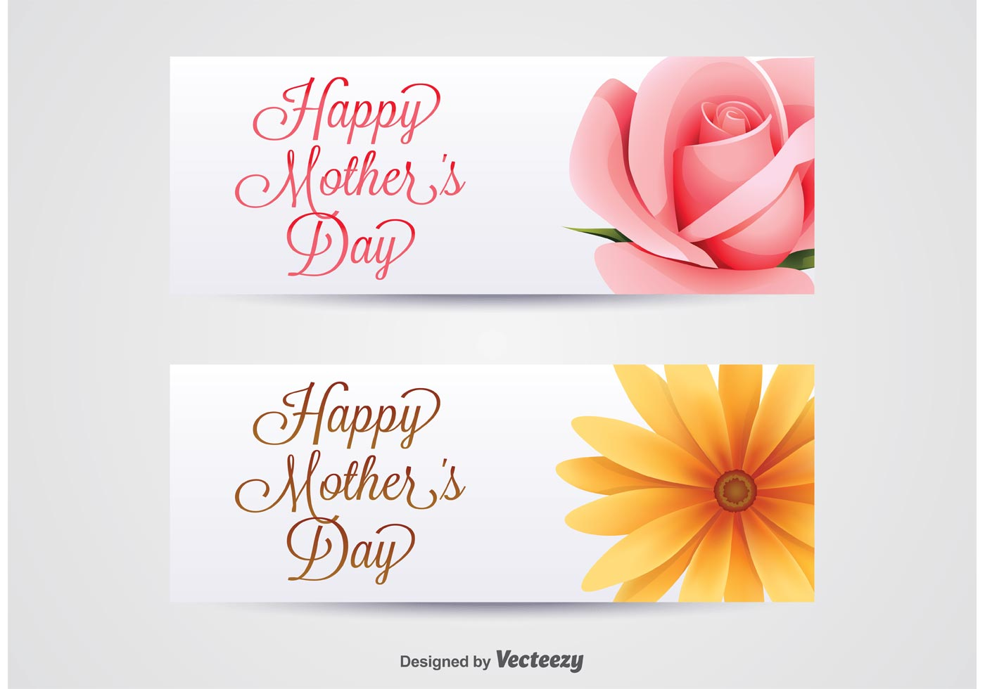 mother 39 s day banners download free vector art stock graphics images. Black Bedroom Furniture Sets. Home Design Ideas