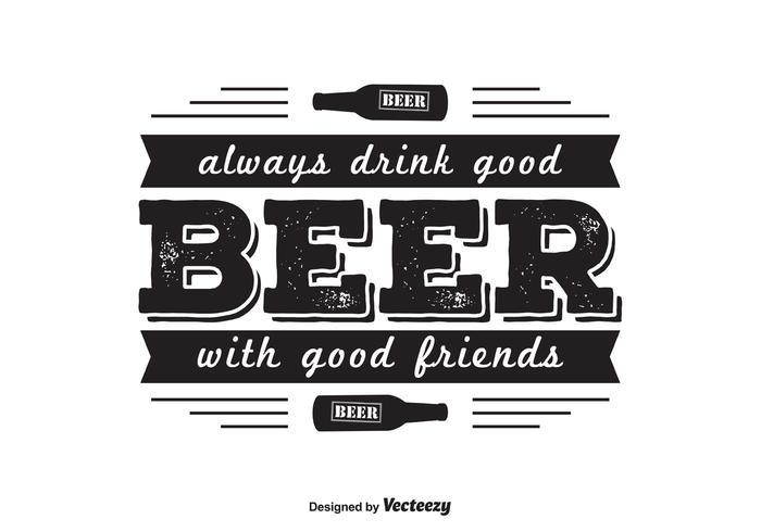 Beer T Shirt Design