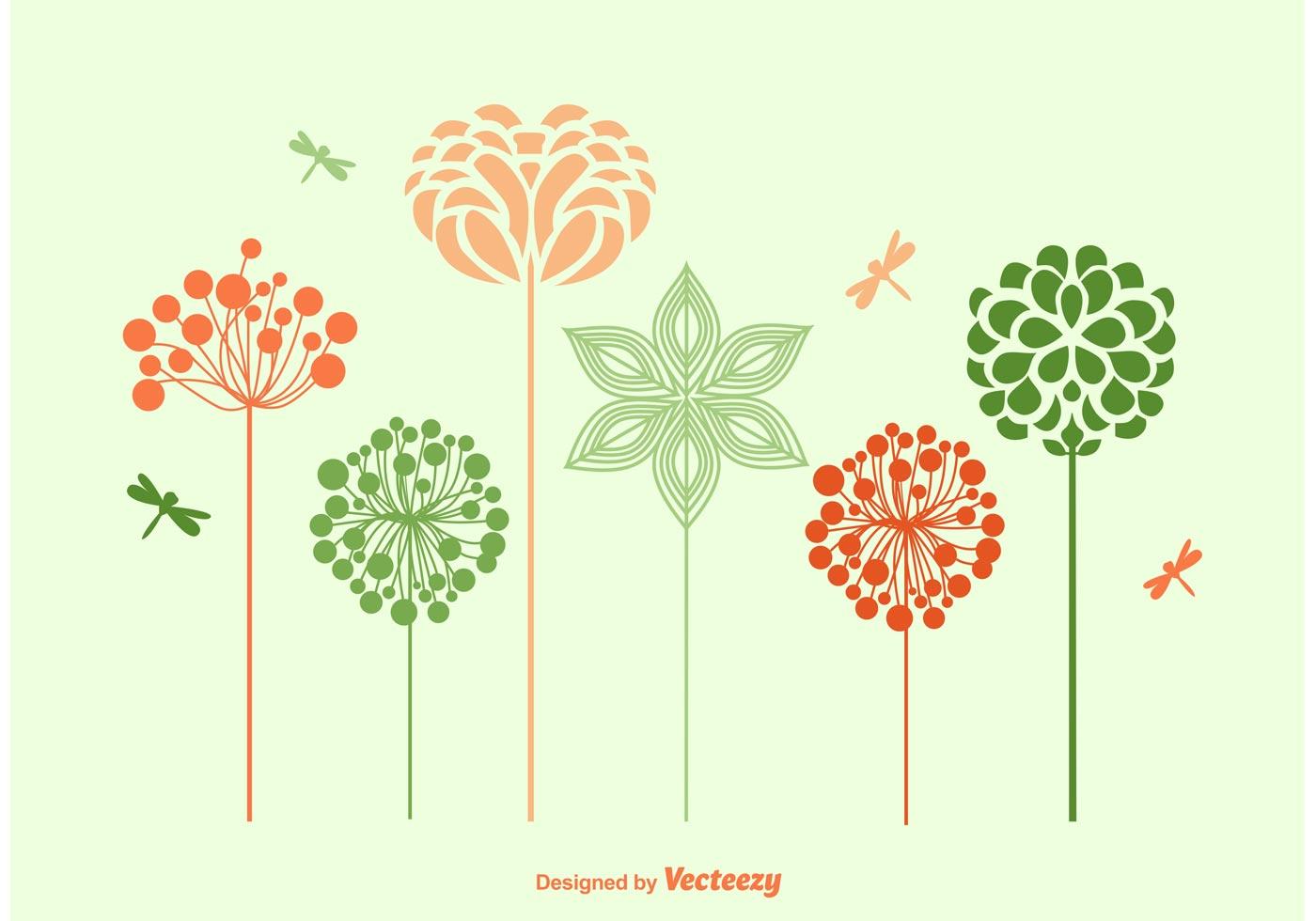 free simple spring flowers - photo #49