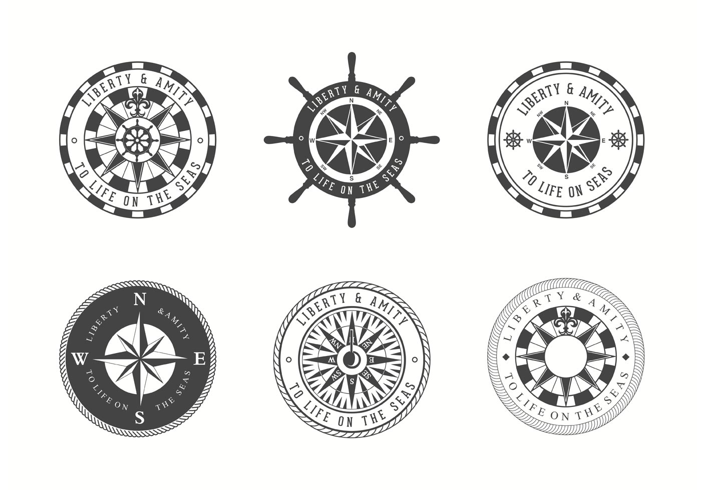 Vector nautical chart badges download free vector art stock vector nautical chart badges download free vector art stock graphics images gumiabroncs Images