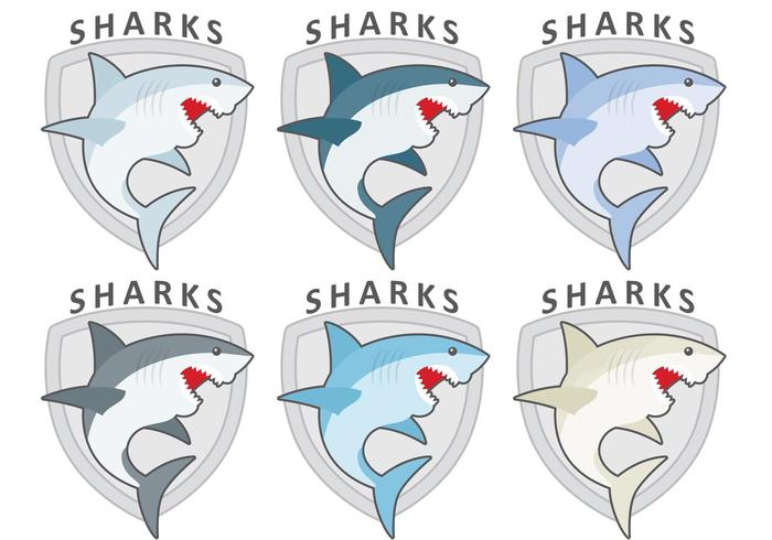 Shark Logo Vectors