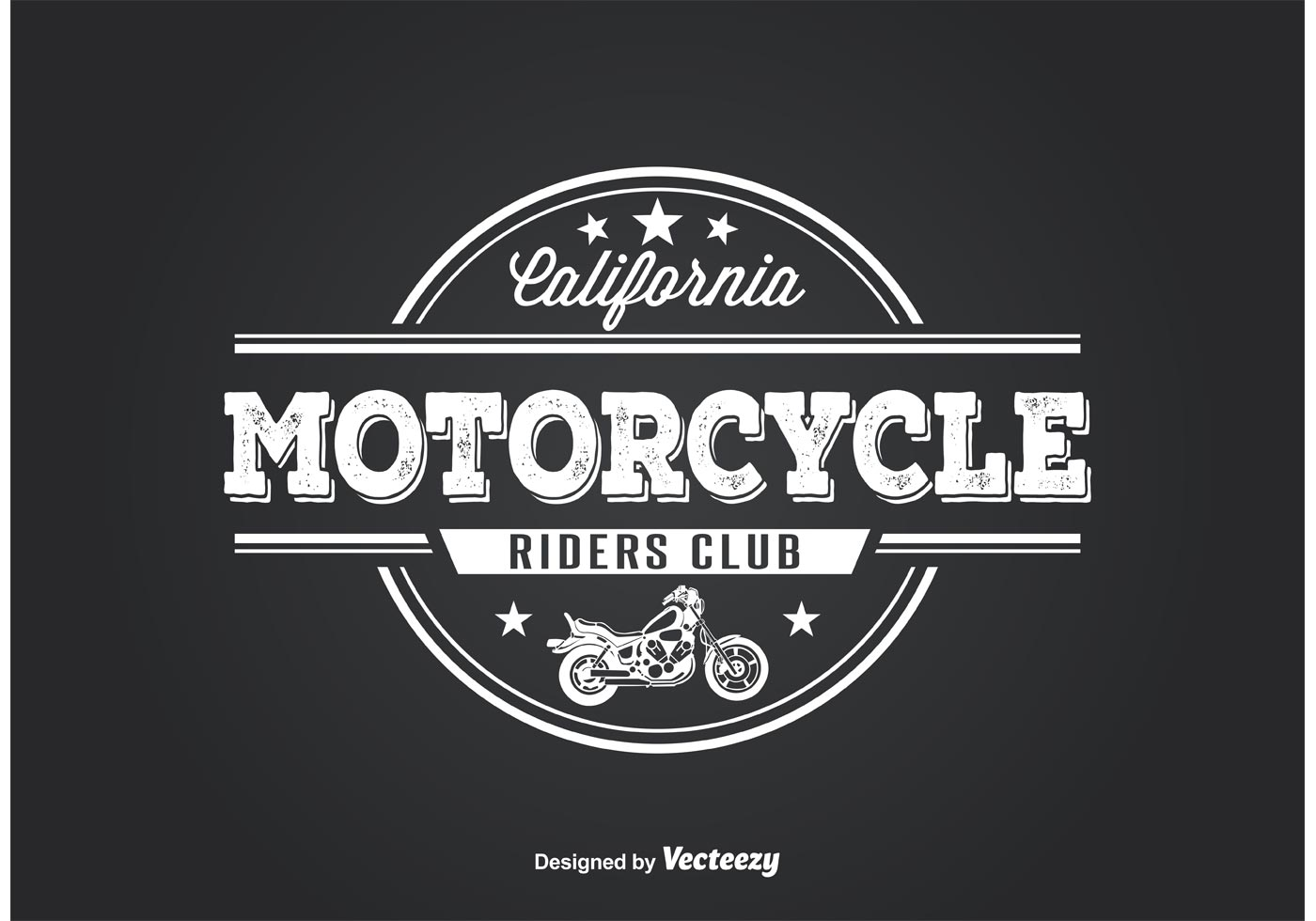 motorcycle club t shirt design download free vector art
