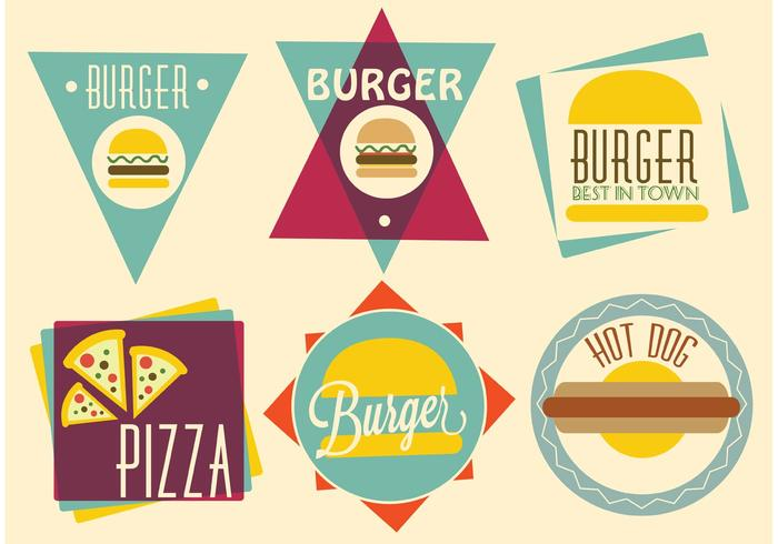 Fast Food Logo Vector Free Download