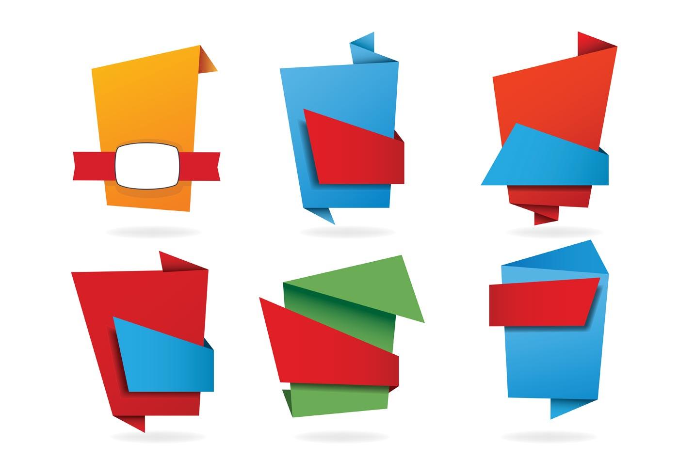 Vector Unique 3D Labels - Download Free Vectors, Clipart ...