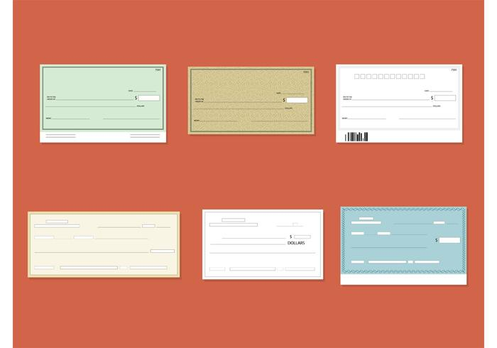 Vector Blank Checks