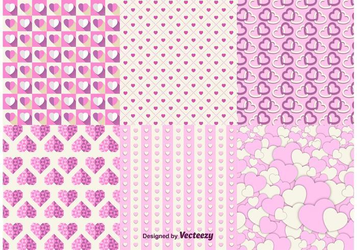Love Background Vectors