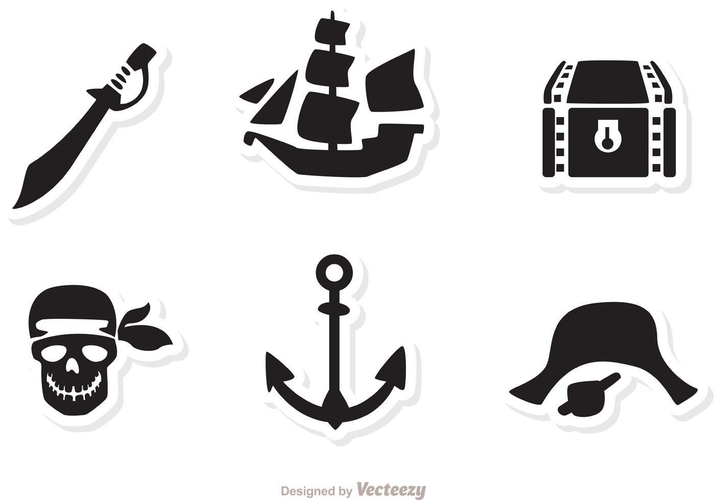 постарались собрать символы пиратов в картинках серьезен при каких