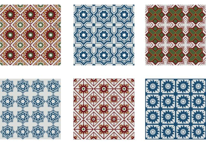morocco seamless pattern vectors morocco seamless pattern vector pack ...