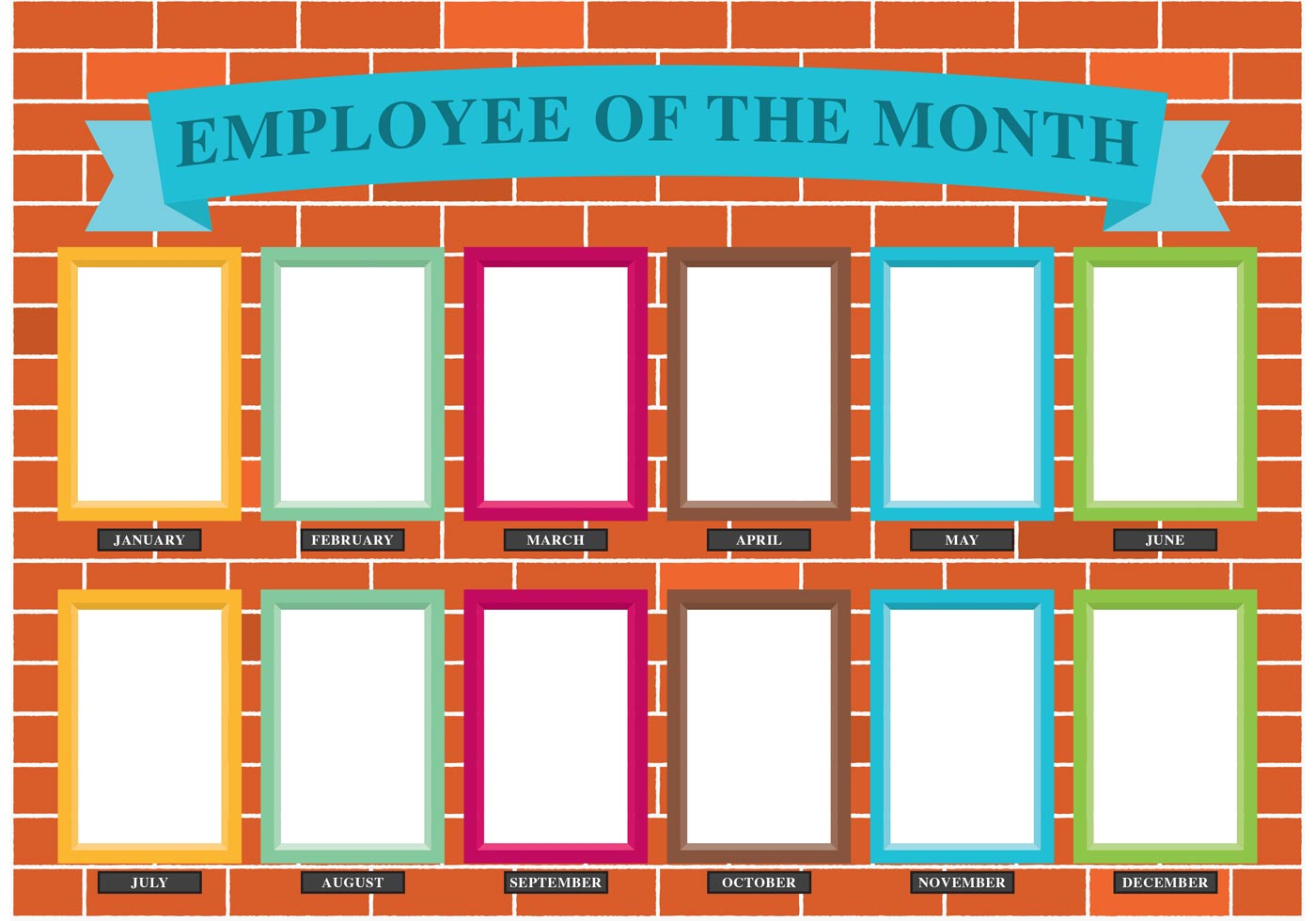 Employee Of The Month Award Http Www Free Certificate Templates Com