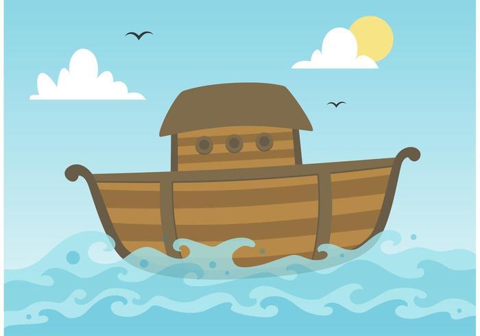 Vector de arca