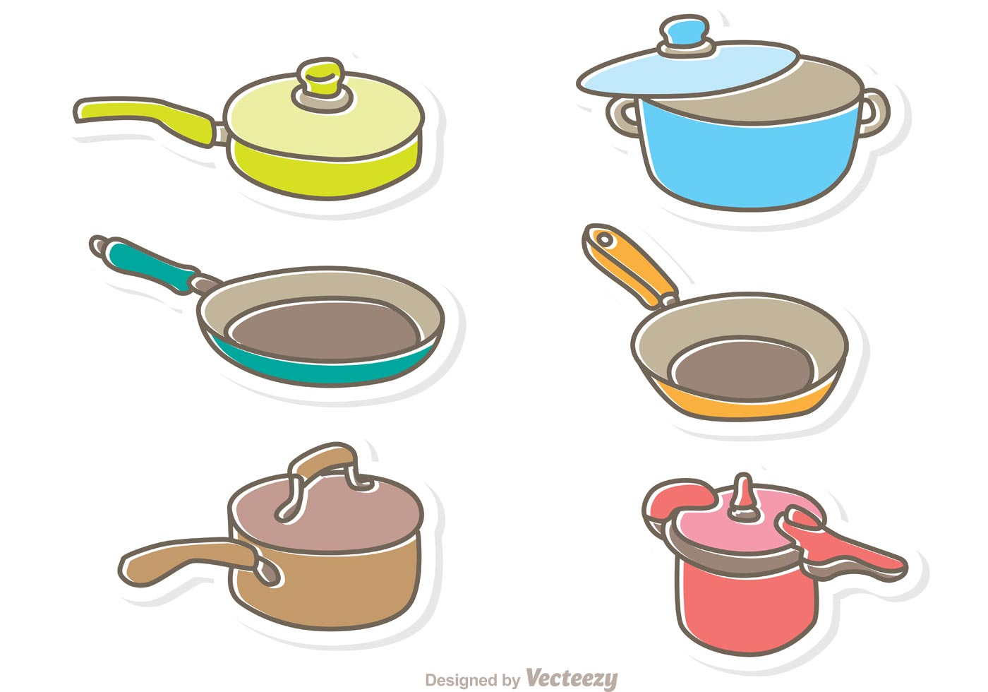 Cartoon Images Of Pots And Pans | Adultcartoon.co