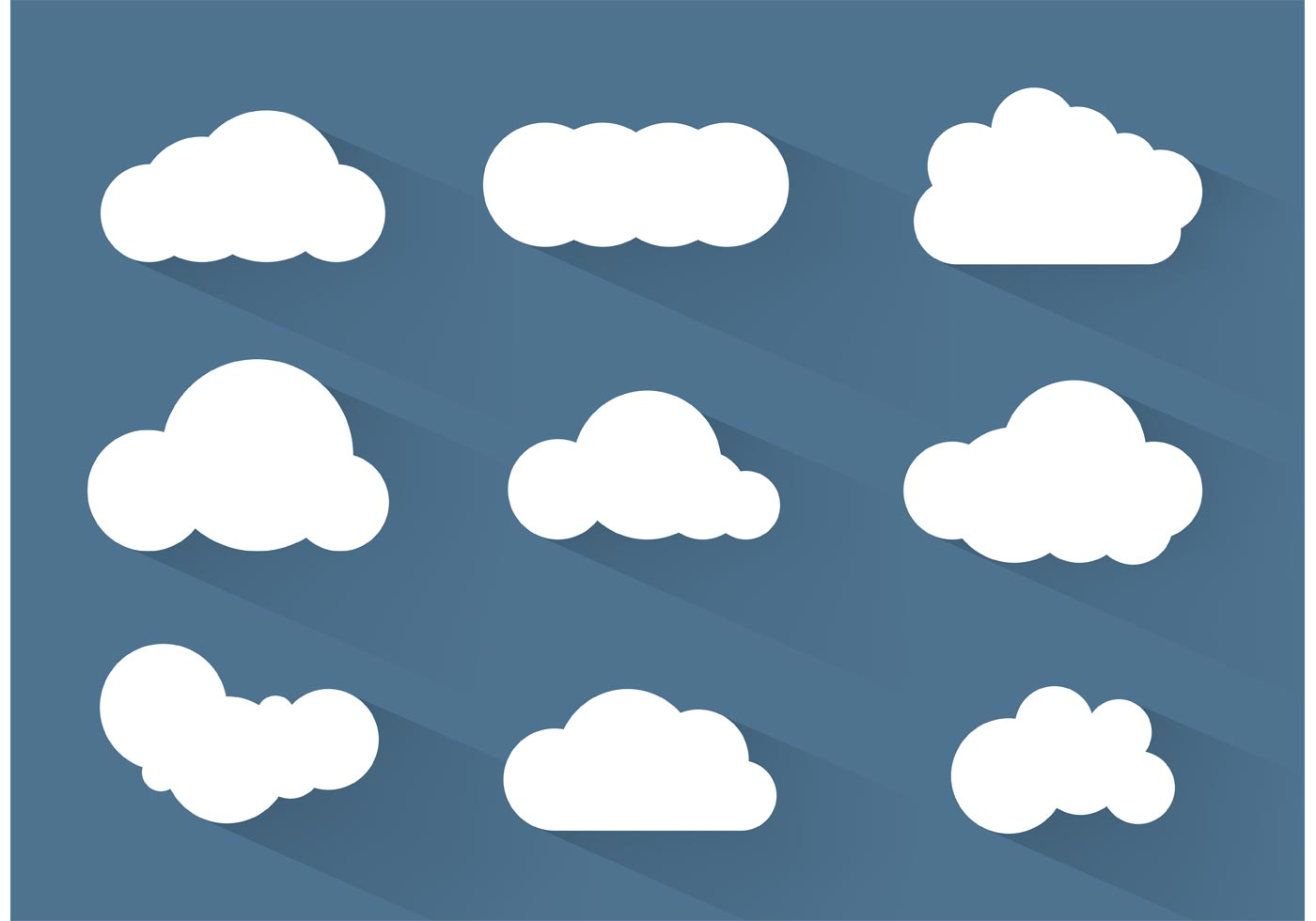 simpe cloud vectors download free vector art stock graphics images rh vecteezy com cloud vectors free cloud vector art