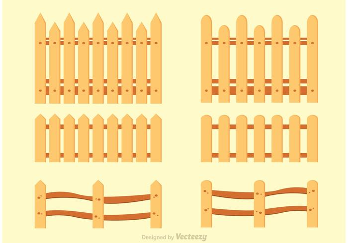 Variation Of Picket Fence Vectors