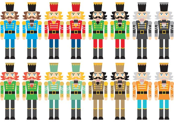 Nutcracker Vectors