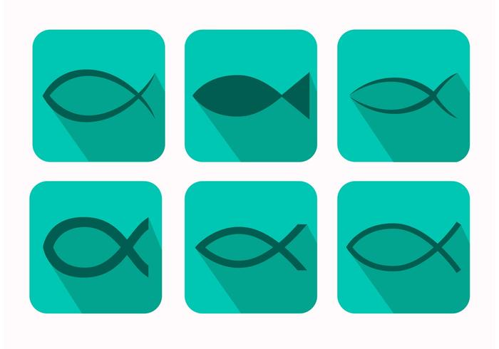 Christian Fish Symbol Vectors Download Free Vector Art Stock