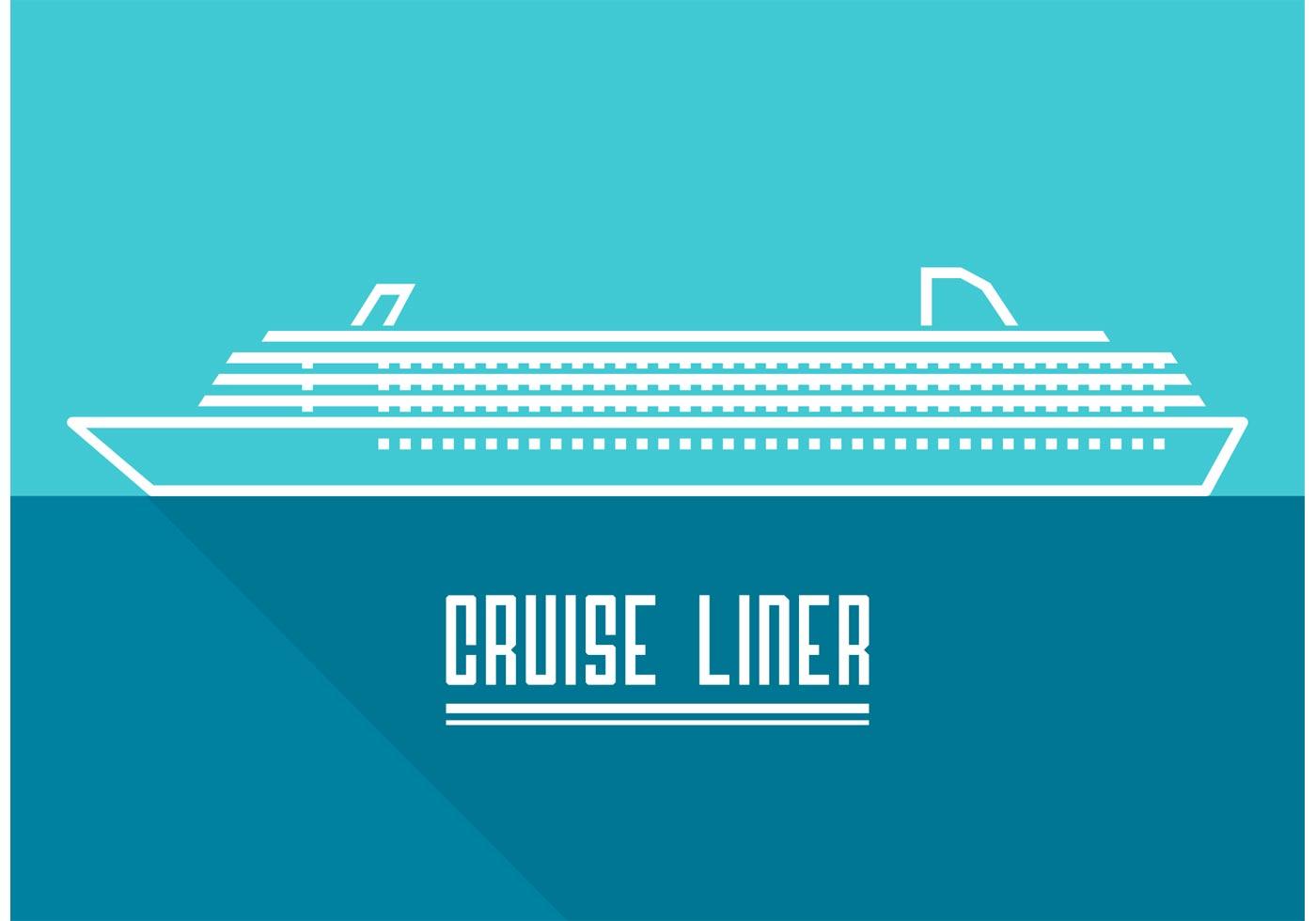 Línea libre de línea de cruceros de vectores - Descargue Gráficos y ...