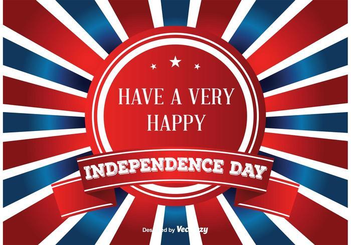 Ilustração do Dia da Independência