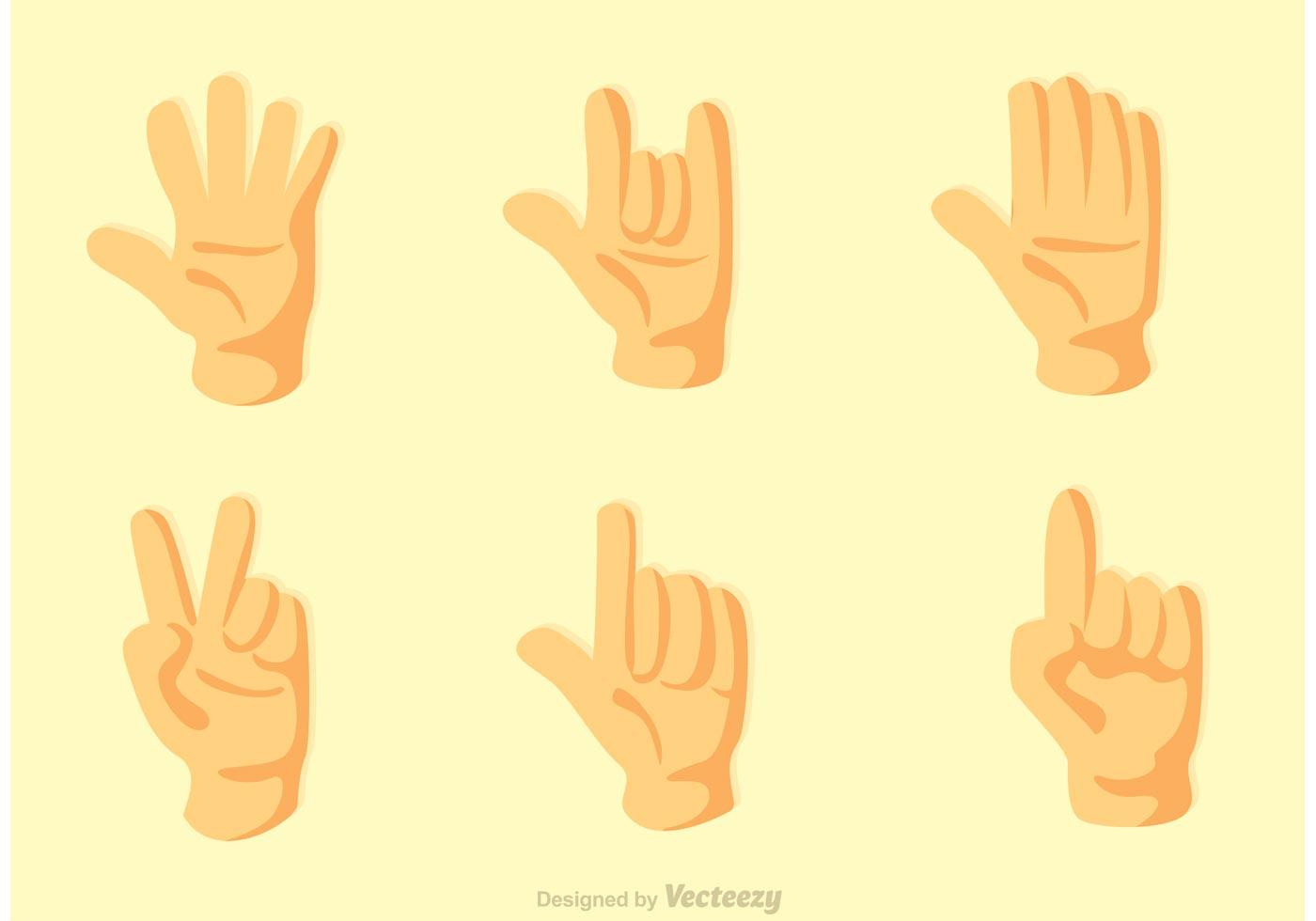 手icon