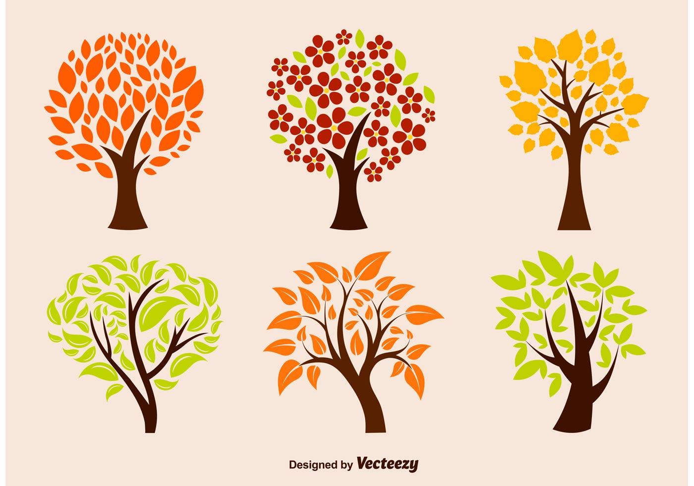 Eco Tree Vectors - Download Free Vector Art, Stock ...