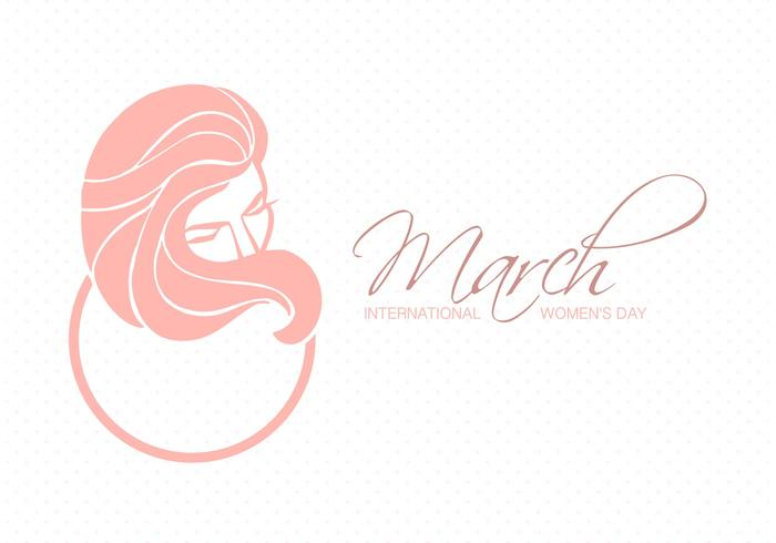 Free Vector Women's Day Illustration