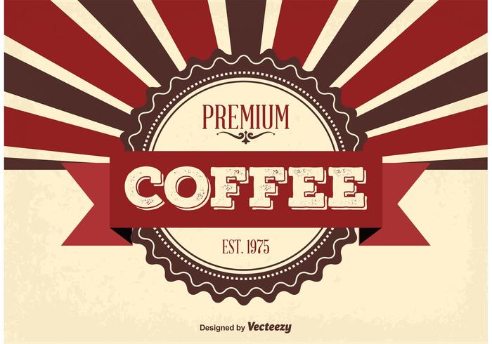 Premium Coffee Background