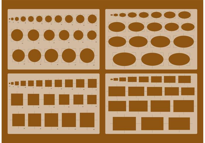 Architecture Stencil Vectors