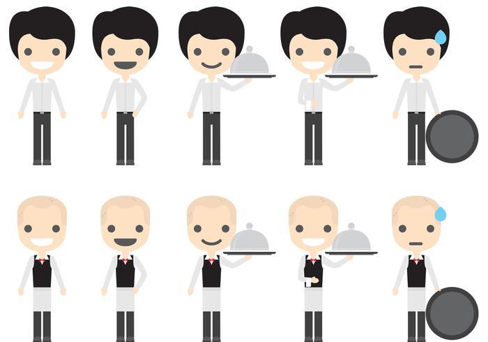 Waiter Vectors