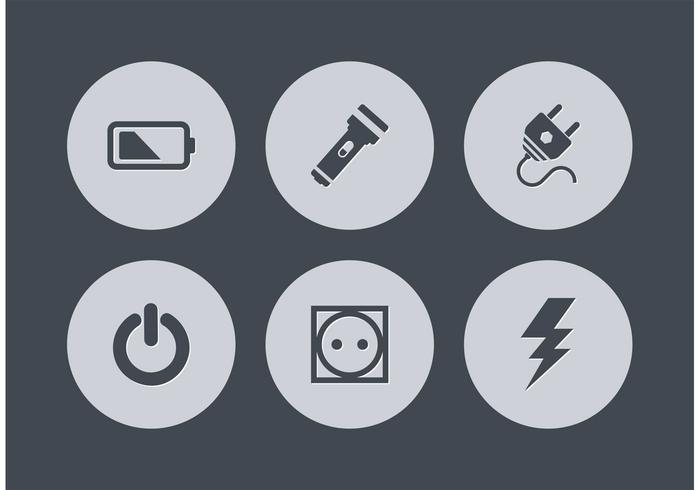 Free Power Vector Icons