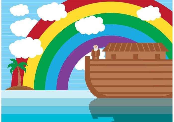 Ark Illustration Vector