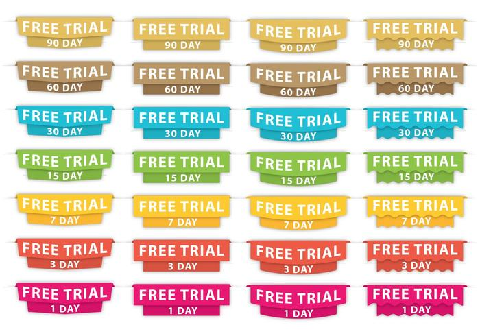 Encabezados de prueba gratis