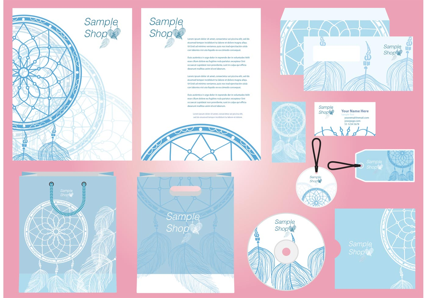 Dreamcatcher profile template vector download free vector art dreamcatcher profile template vector download free vector art stock graphics images friedricerecipe Gallery