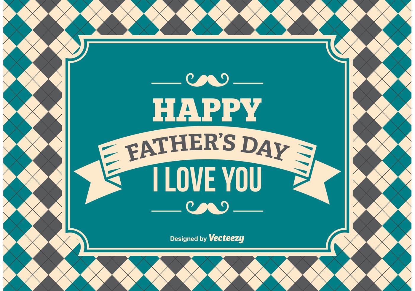Fondo Dia Del Padre: Father's Day Background Illustration